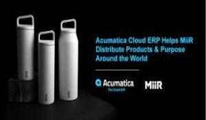 MiiR and Acumatica Cloud ERP Success