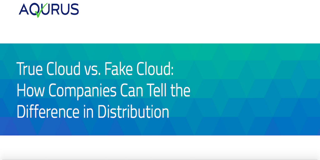 How to Find True Cloud Software for Distributors